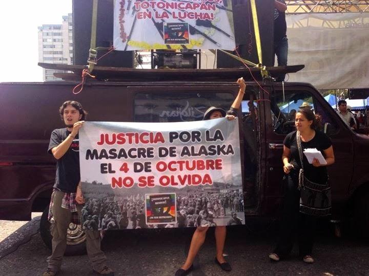 Solidaridad con Totonicapán