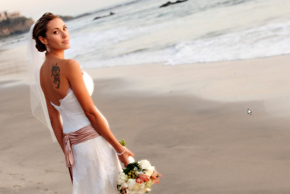 Beach Wedding 2011