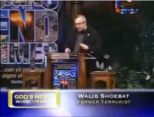 Del Islam vendrá el anticristo
