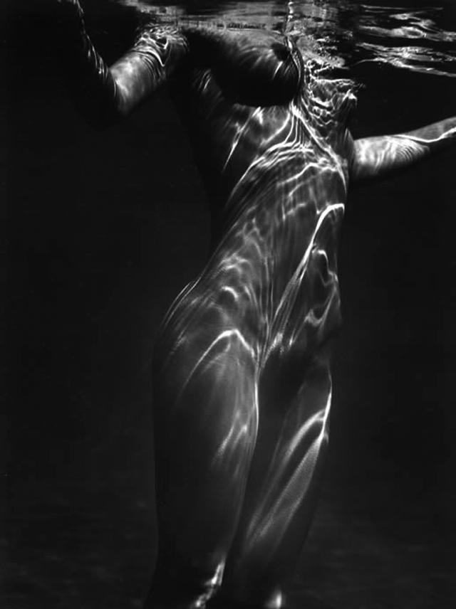 Brett Weston S Underwater Nudes Graphs