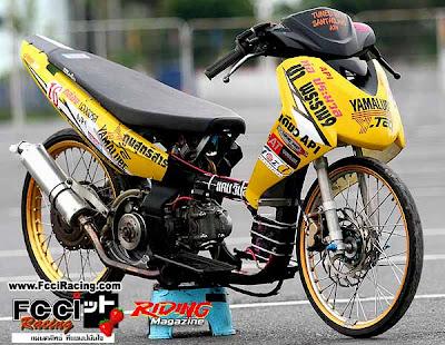 Gambar Modifikasi Yamaha Mx Terbaru