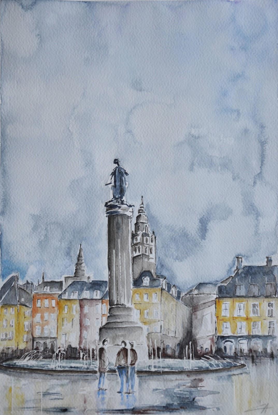 Lille-LA Grand'Place