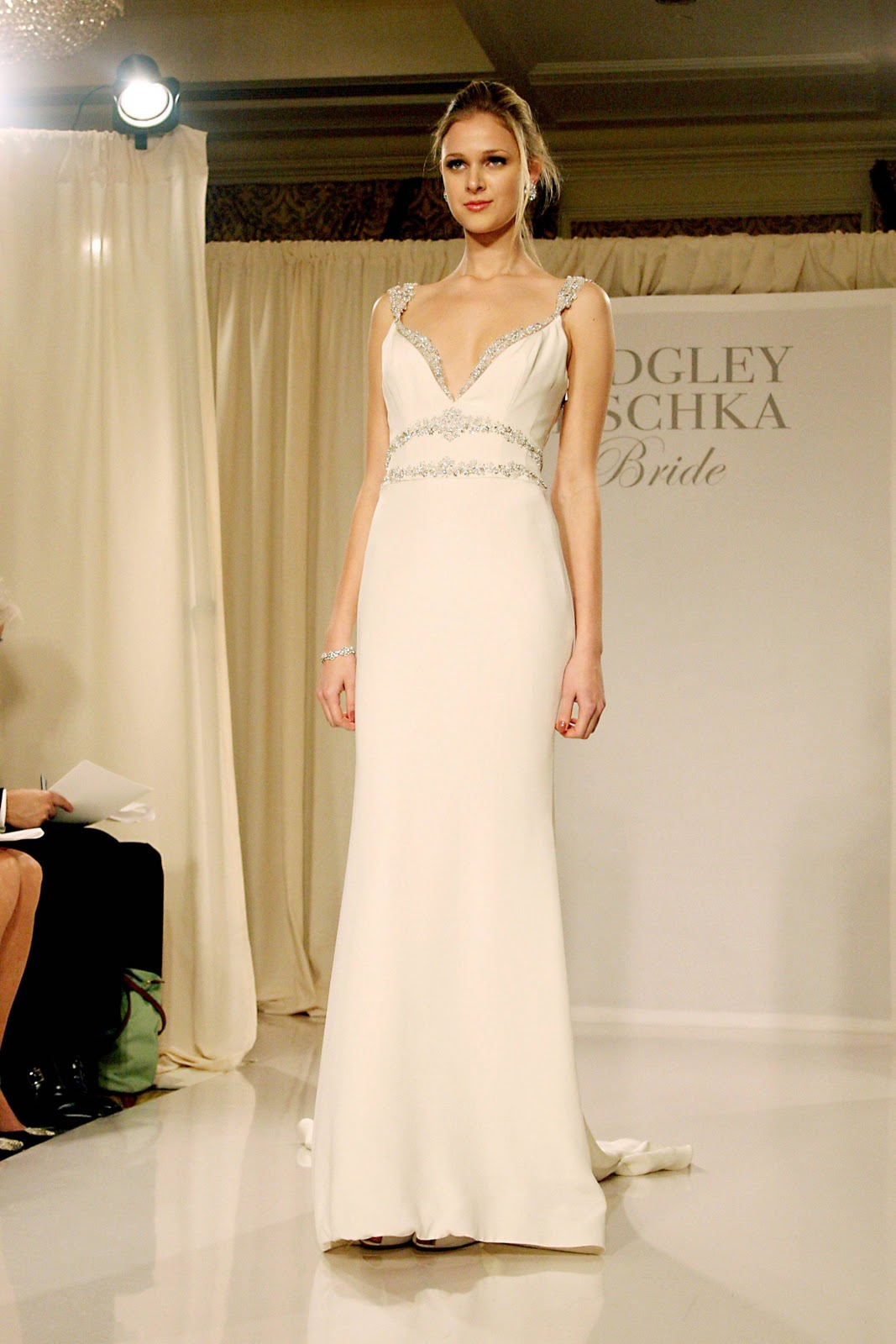 Cheap wedding gowns online blog badgley mischka bridal for Wedding dress badgley mischka