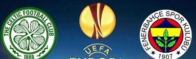 Fenerbahçe - Celtic Korner