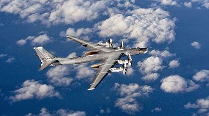 EEUU advierte a Rusia de vuelos militares cerca de su frontera