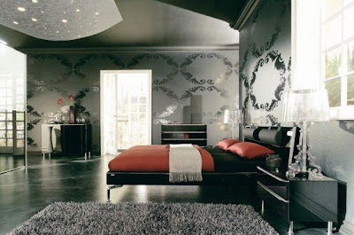 romantic bedroom design ideas