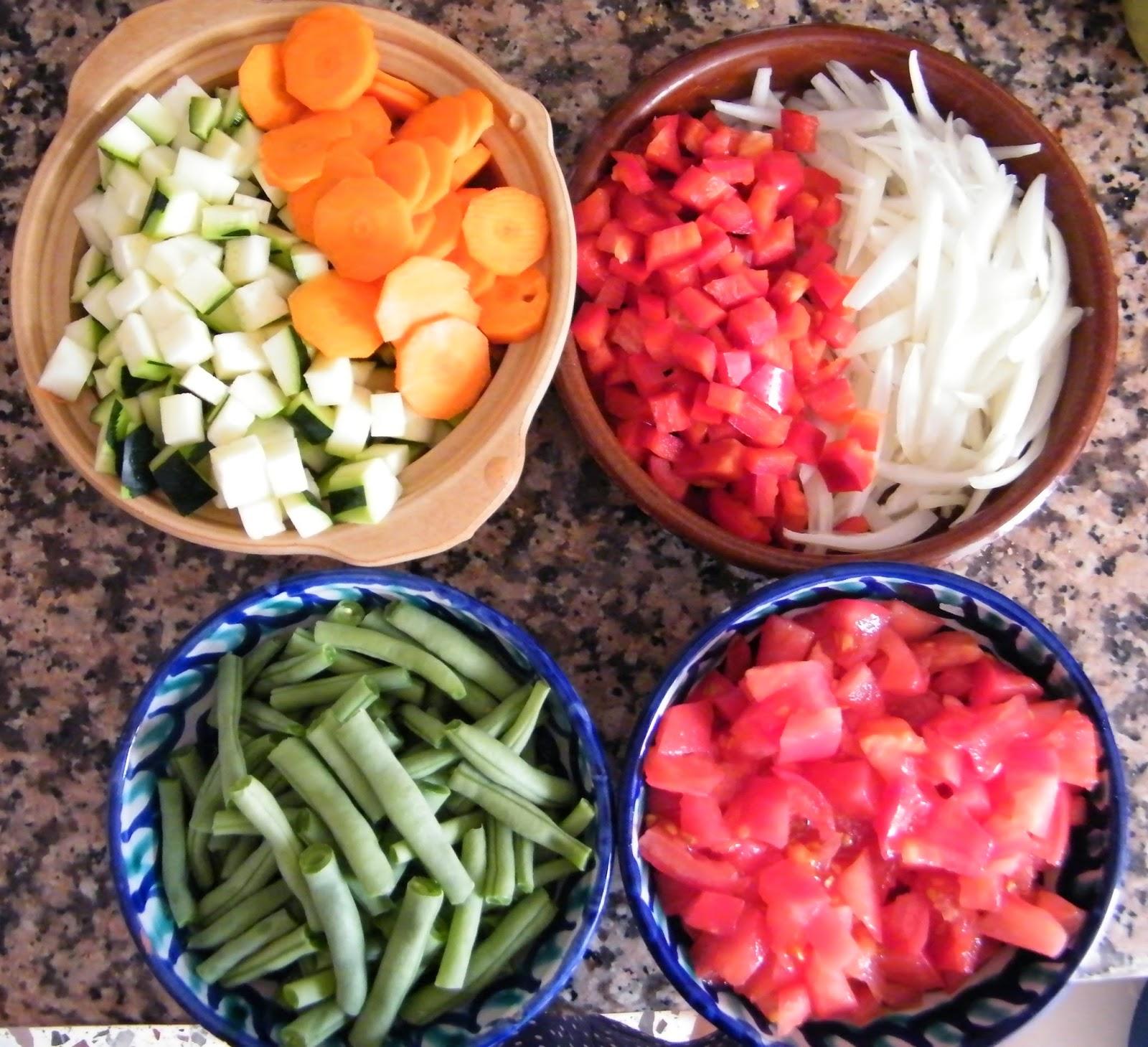 Comer rico y sano: Guiso de verduras con ternera a la ... - photo#37