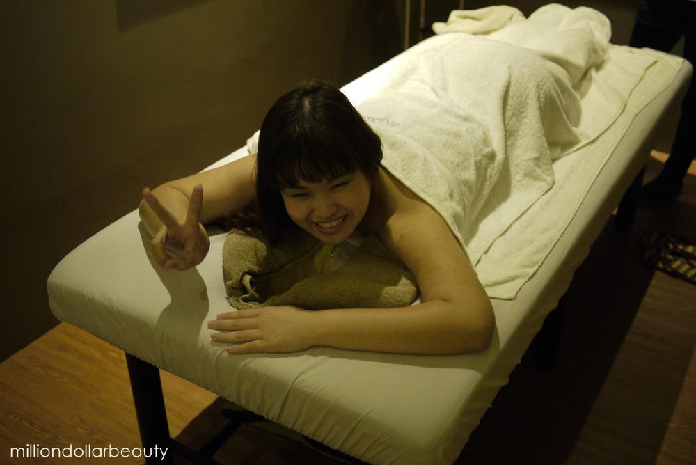 amante masseur