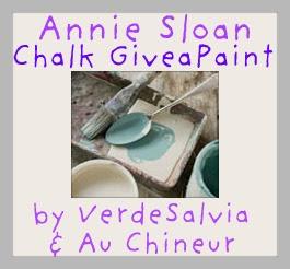 VerdeSalvia: Annie Sloan Chalk GiveaPaint