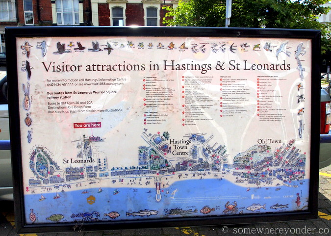 Welcome to Hastings and St-Leonards-on-Sea, England
