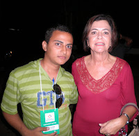 Ministra do TCU Ana Arraes