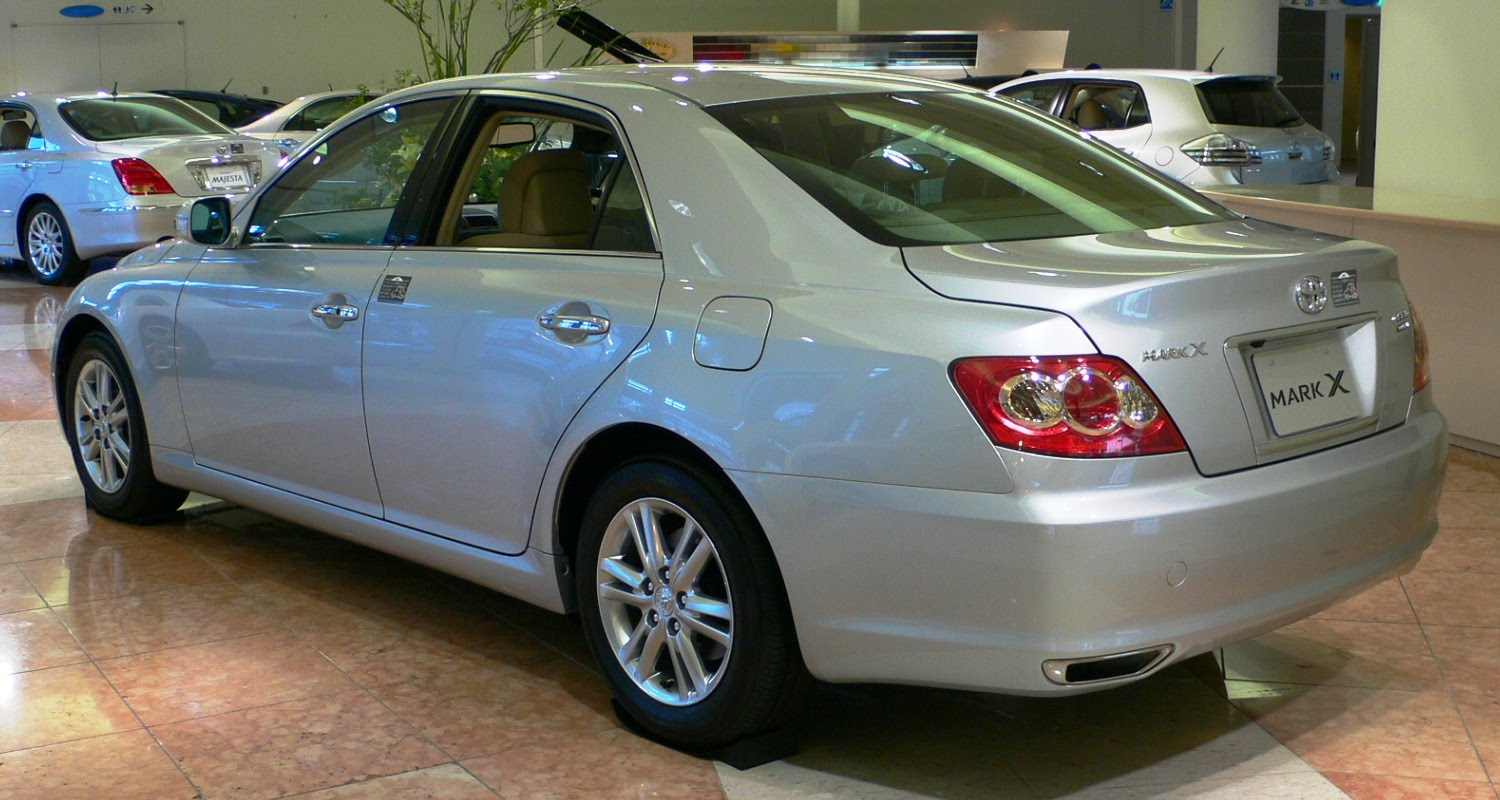 Best Cars Toyota Mark X 2011