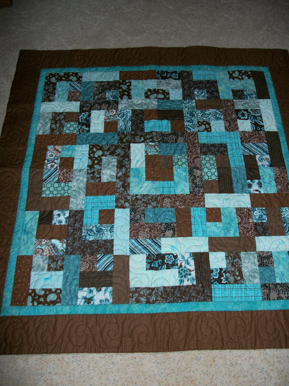 How To Hand Quilt: Fun and Fast Quilt......Bento Box.....
