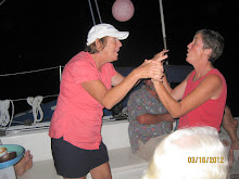 Who said you can't dance on a boat