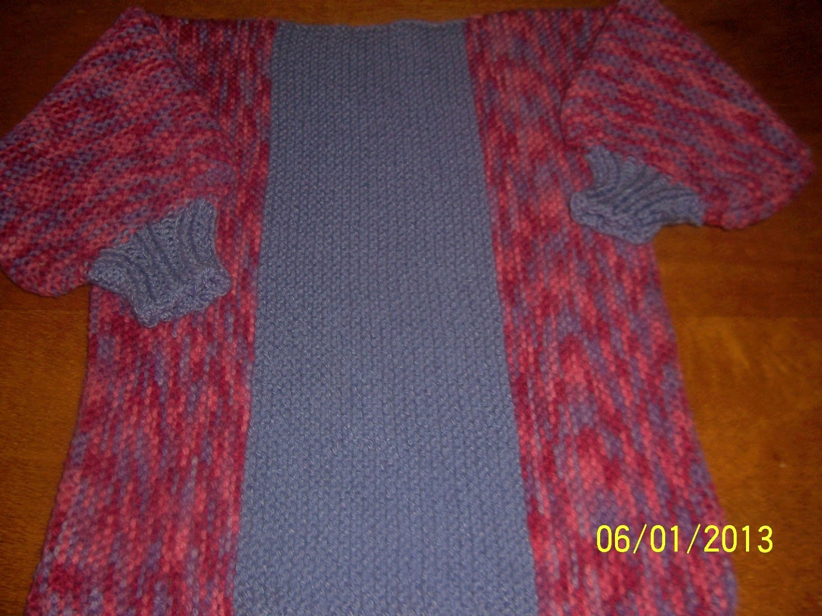 Knitting Pattern For Wallaby Sweater : Grandmas Knitting Place: May 2013