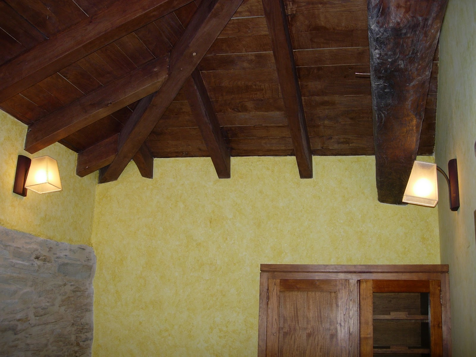 Luminaria apartamentos rurales o plant o - Apliques para techo ...
