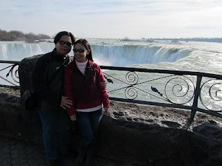 Niagara Falls Horseshoe Falls