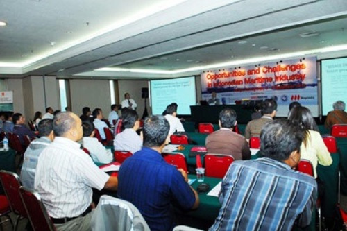 Seminar Indo Marine 2012