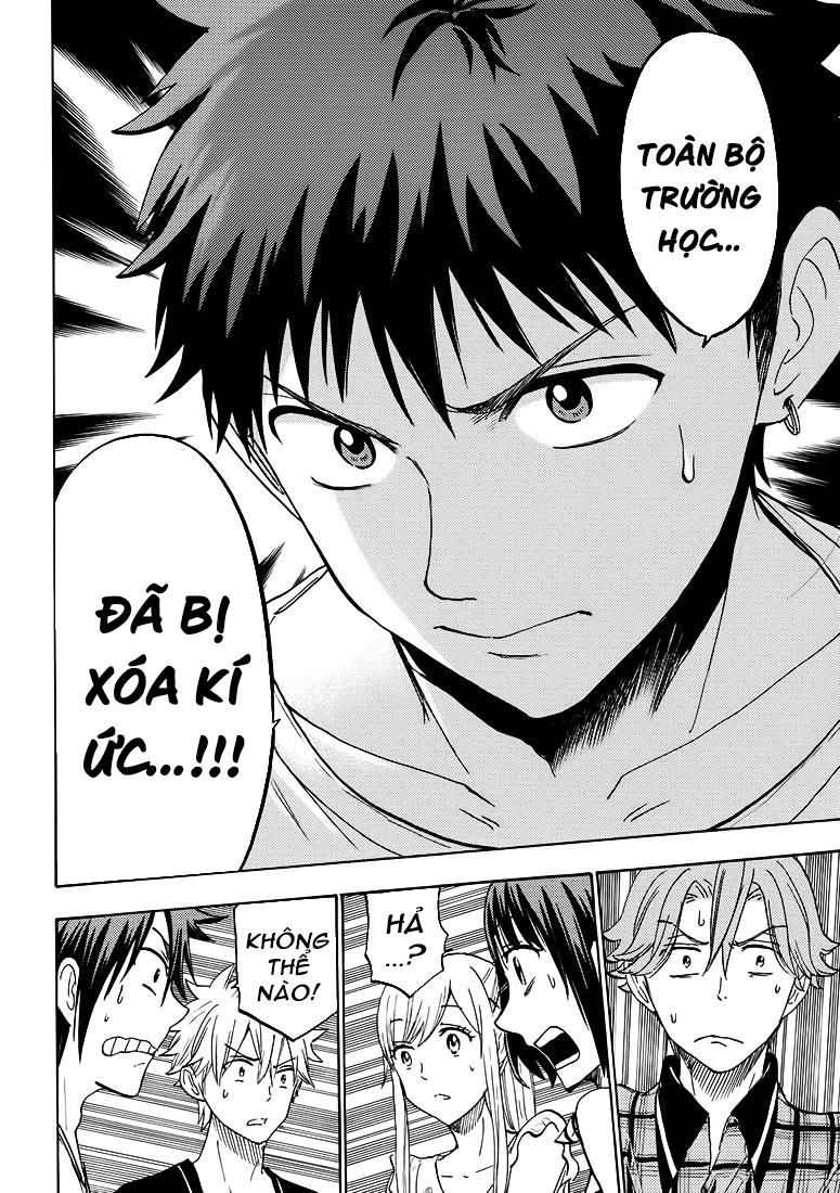 Yamada-kun to 7-nin no majo chap 204 Trang 16 - Mangak.info