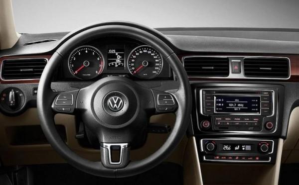 Volkswagen Santana 2013 interior