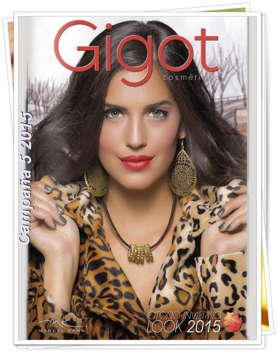 Catalogo Gigot Campaña 5 2015