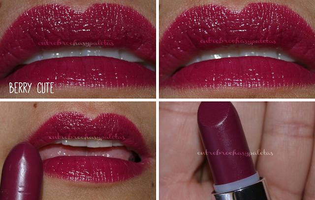 barras labios efecto volumen 3D Avon