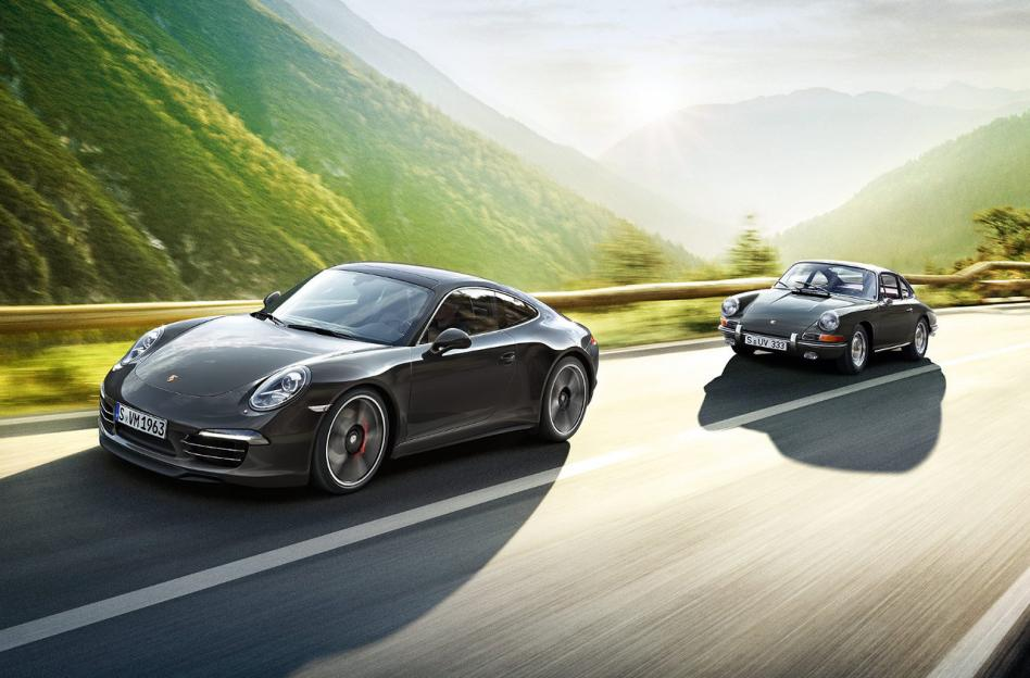 2010 Porsche 911 50 Years Edition photo - 1