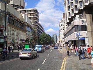 Foto - Tottenham Court Road de Londres