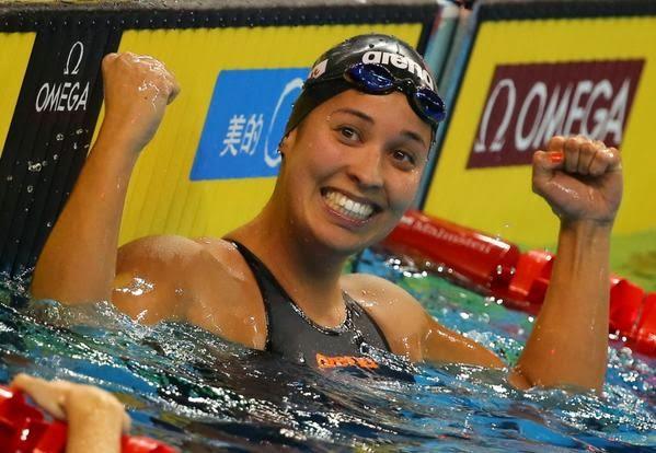 NATACIÓN - Mundial femenino en piscina corta 2014 (Doha, Qatar)