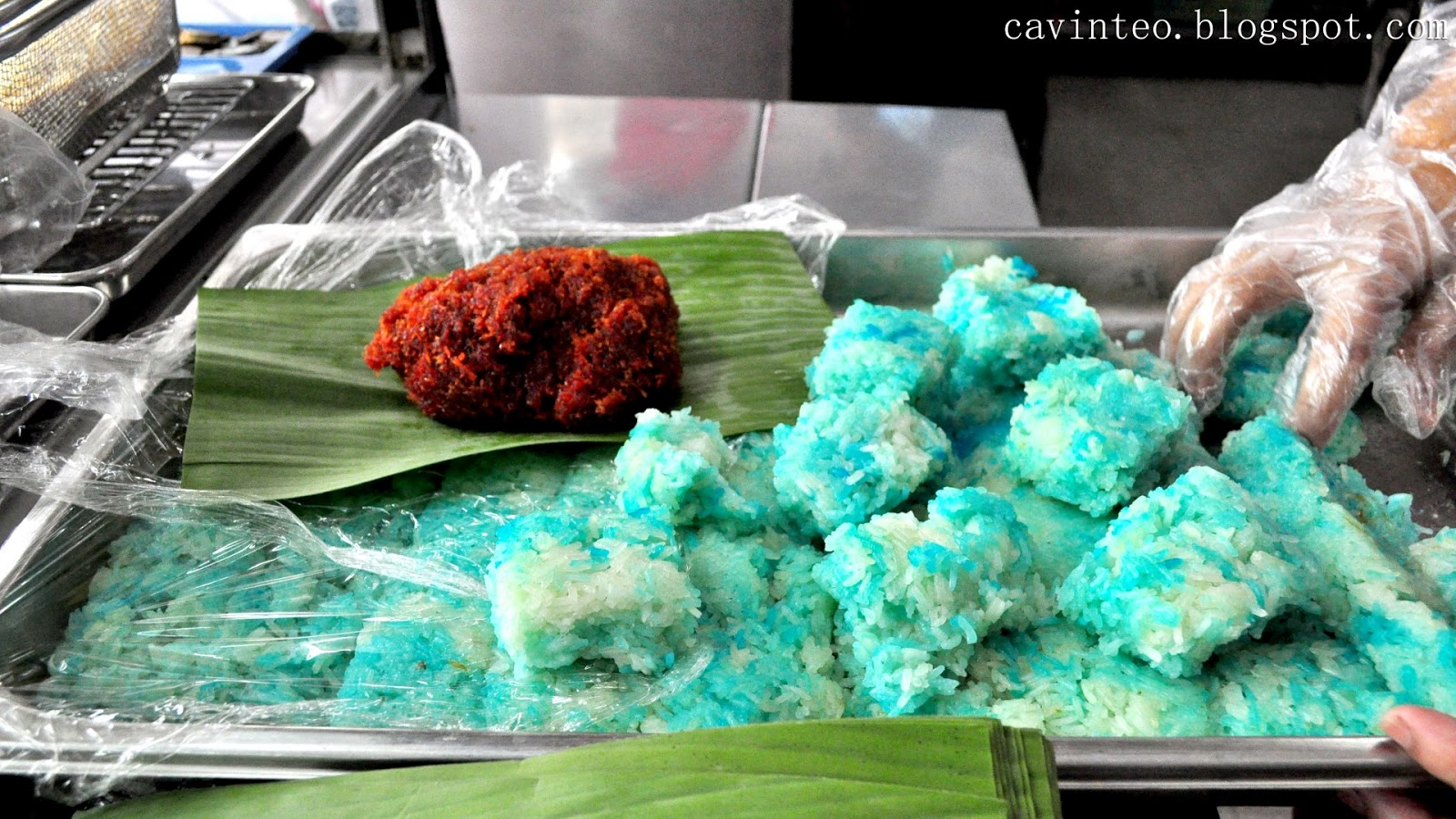 Entree Kibbles: Lek Lim Nonya Cake Confectionery (陸林娘惹粿] Where ...