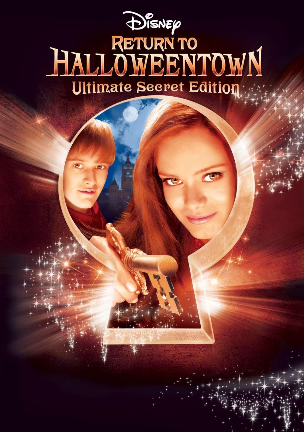 Halloweentown 4 Regreso [Español][Mega][Castellano]