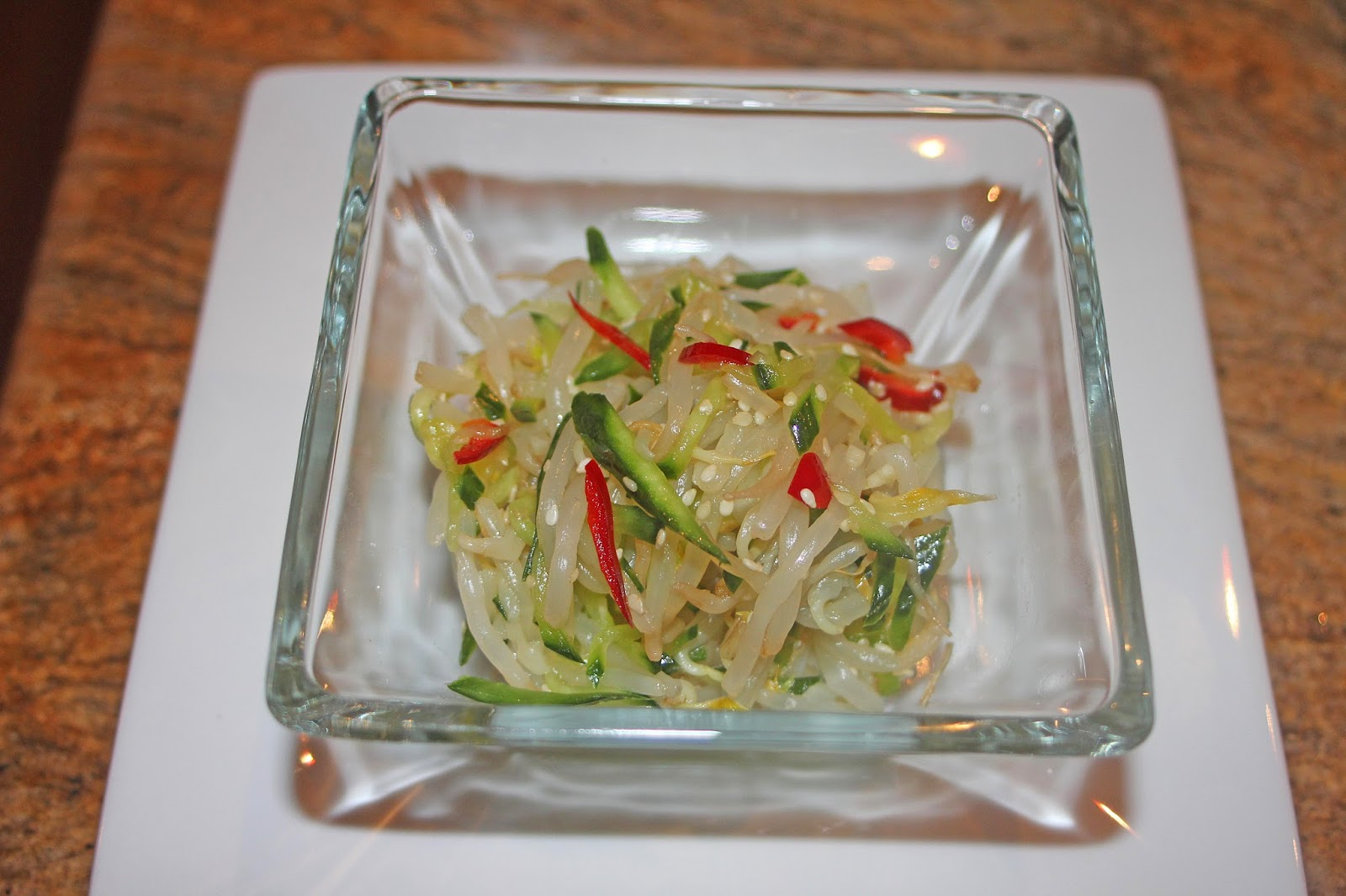 ... sukju namul korean bean sprout salad sukju namul korean bean sprout