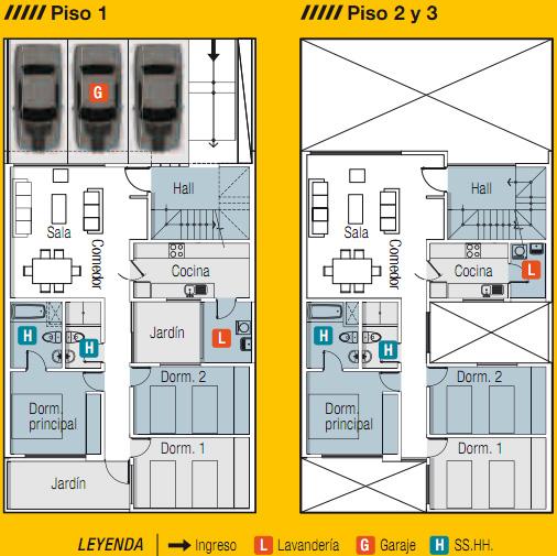 Planos de casas gratis y departamentos en venta june 2011 for Edificio de departamentos planos