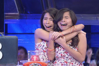 Joj and Jai on Kapamilya Deal or No Deal