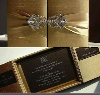 Elegant wedding invitation cards 2
