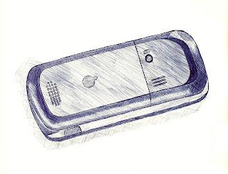 Desenhos Para Colorir telefones