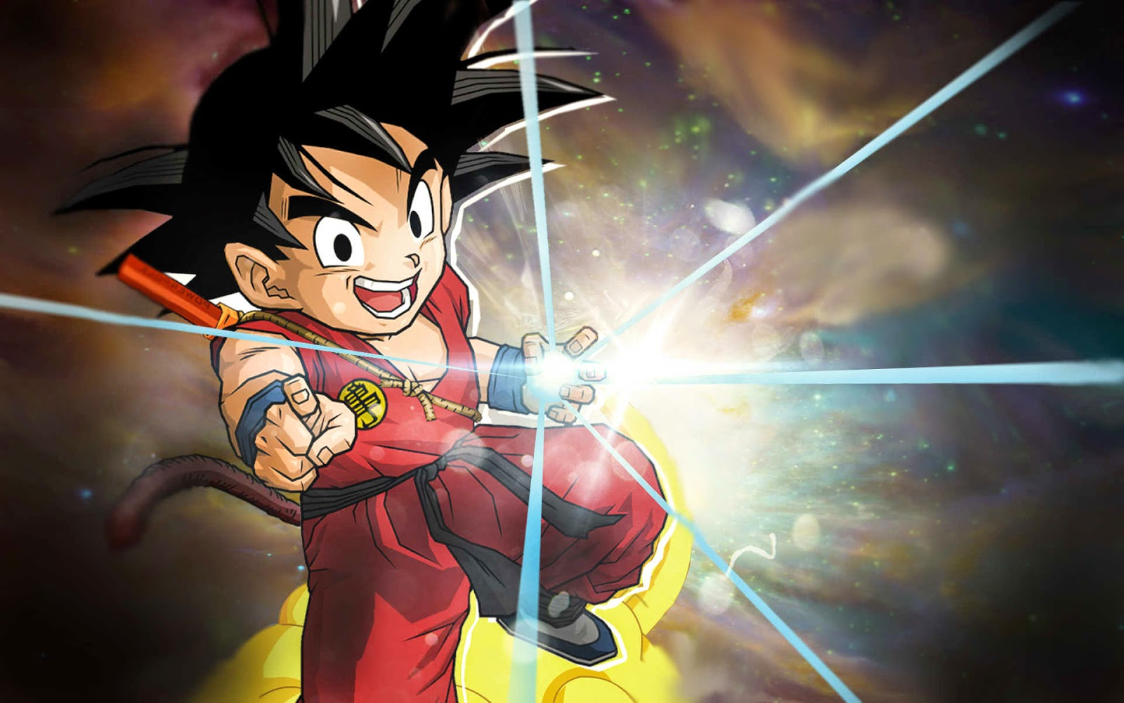 Dragon Ball Kid Goku Wallpaper HD -o- | Wallpaper Picture ...