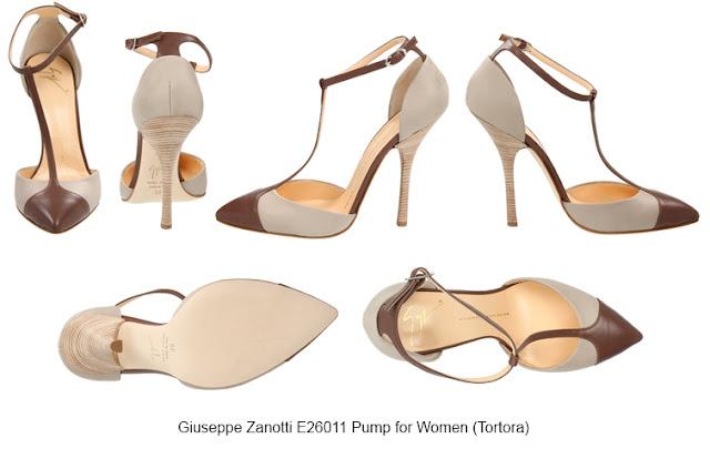 Giuseppe Zanotti E26011 Pump shoes