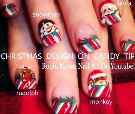 """Robin Moses Nail Art: """"xmas nails"""" """"xmas nail art"""" """"christmas nails ..."""