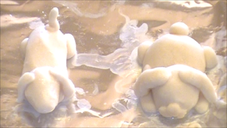 Dough clay examples