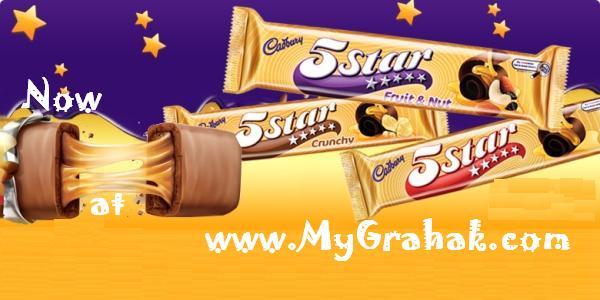 how to make 5 star chocolate