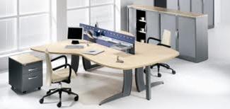 Muebles y estilos 2011 c a rif j 31106569 5 muebles for Estilos de oficinas modernas
