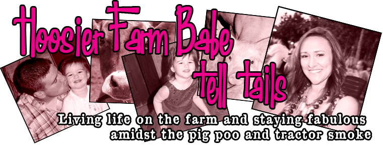 Hoosier Farm Babe Tell Tails