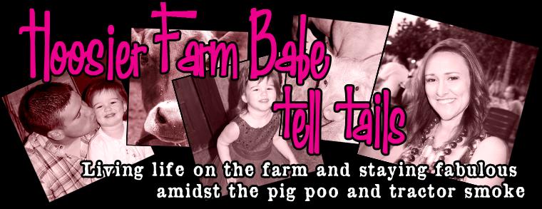 Hoosier Farm Babe Tell Tails
