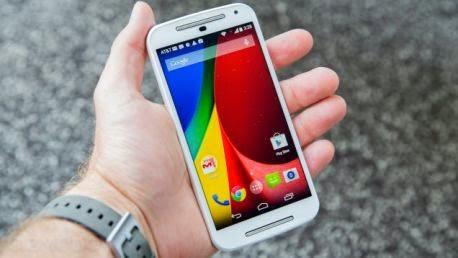 Ponsel 4G Murah Motorola Usung Lollipop