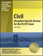Civil Discipline-Specific Review for the FE-EIT Exam