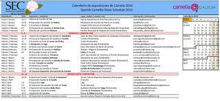 Calendario Exposicións