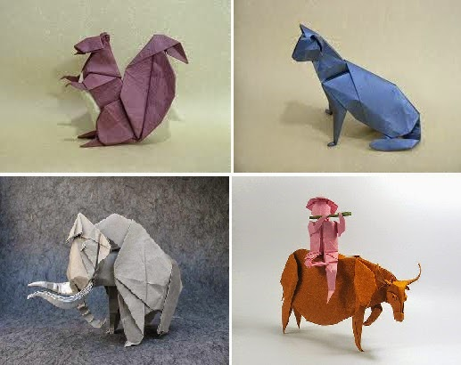 best paper for origami