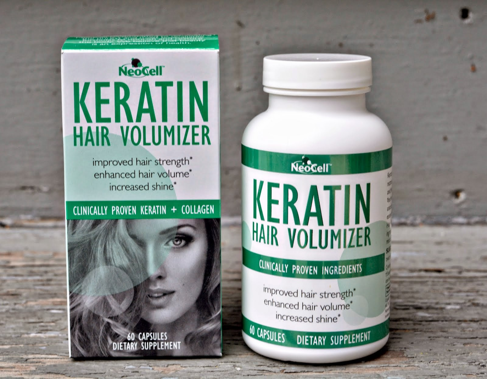 Enter To Win NeoCell Keratin Hair Volumizer!