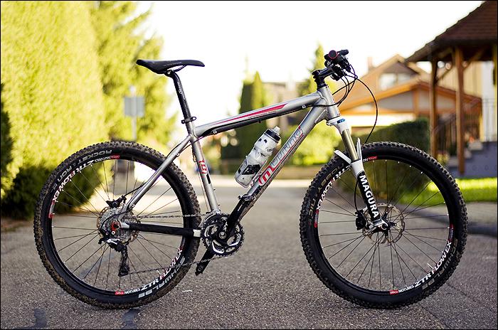 Mountainbike, MTB
